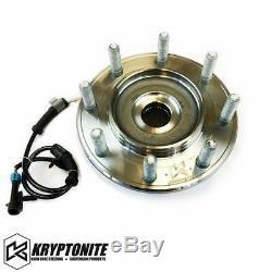 Kryptonite Wheel Bearing For 2011-2019 Chevy/GMC 2500HD/3500HD SRW 4WD