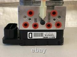LEXUS RX400h TOYOTA HIGHLANDER H ABS BRAKE ANTI-LOCK PUMP MODULE OEM 44510-48060