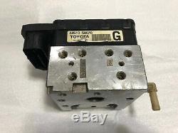 Lexus Ls460 Abs Brake Pump Actuator Antilock Traction Vsc 07-17 (only 62k Miles)