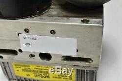 Mercedes R230 SL500 E500 SBC Brake Anti Lock ABS Hydraulic Pump 0054317212 OEM