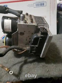 Mercedes R230 SL500 E55 SBC Brake Anti Lock ABS Hydraulic Pump 0054319712 OEM