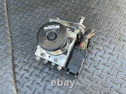 Mercedes W216 W221 Cl550 S600 S600 S550 Anti-lock Brake Pump Abs Module Oem
