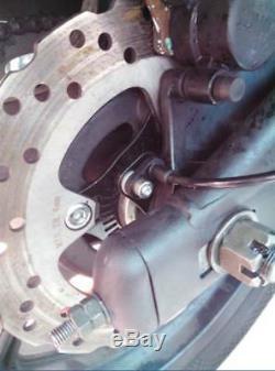 Motorcycle motorbike Scooter ATV Moped Electric bike ABS ANTI LOCK BRAKE system