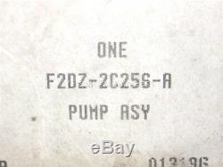 NEW OEM Ford ABS Brake Pump Assembly F2DZ-2C256-A Ford Mercury Lincoln 1992-1994