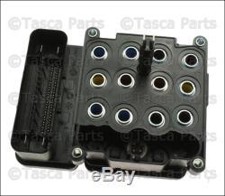 New Oem Mopar Anti Lock Brakes Abs Module 2008-2009 Jeep Wrangler #68030936ab