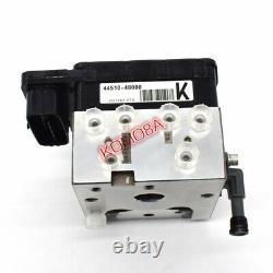 OEM ABS Actuator Anti Lock Brake Module 44510-48080 For Highlander Hybrid Lexus
