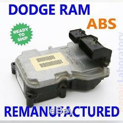 P52121407 02-05 Dodge RAM ABS Brake Control Module