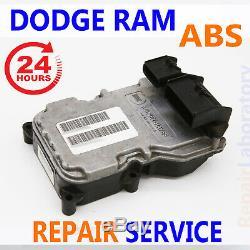 REPAIR SERVICE 98-05 Dodge RAM ABS Control Module