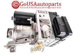 Toyota Prius Abs Anti-lock Brake Pump Actuator Assembly