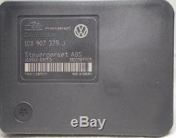 VW Volkswagen 1C0907375J ABS Anti-Lock Brake Control Module READ ALL