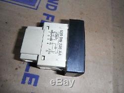 Vw Corrado Abs Light Switch Anti Lock Brakes 535 919 235 Aa 535919235aa Vr6 16v