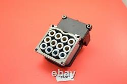 YC#7 02-04 Audi A4 A6 ABS Control Module Anti Lock Brake Controller 0265950012