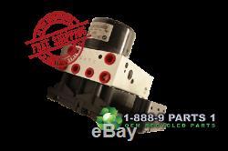01 02 Pompe Abs Abs Pour Frein Anti Verrouillage Bmw M3 34512229827 Stk L405b9