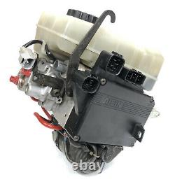 01-02 Toyota 4runner Abs Anti-lock Brake Pump Master Cylinder Oem 47050-35010