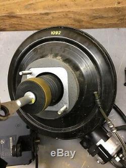 01-03 Bmw E46 M3 Module Abs Capteur De Vitesse De Suralimentation De Pompe De Freinage Avec Antiblocage 2229801