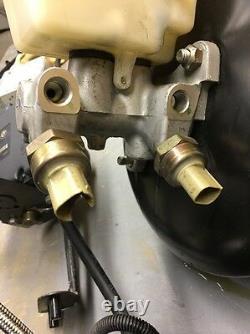 01-03 Bmw E46 M3 Module Abs Module Anti Lock Brake Pump Booster Speed Sensor 2229801