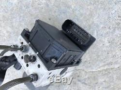 02 03 Bmw X5 E53 Abs Antiblocage Pompe De Frein Module E6