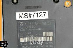 02-05 Mercedes W163 Ml350 Ml500 Ml55 Amg Abs Module De Pompe De Frein Anti-blocage Oem