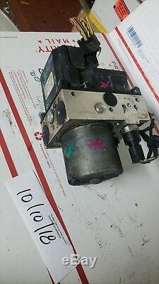 02-05 Module De Commande De Pompe De Frein Anti-blocage Pour Bmw X5 Abs, Module 0 265 950 067 3.0i 4.6