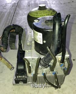 03-06 Mercedes E350 Sl500 E500 E320 W211 Abs Sbc Module De Pompe De Frein Anti Verrouillage Oem