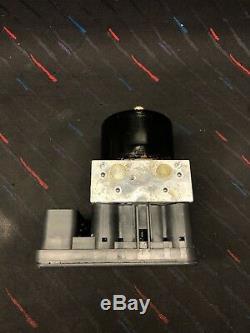 03-06 Non Zcp Bmw E46 M3 Abs Pompe De Frein Antiblocage 2282249 2282250 Module Mk60