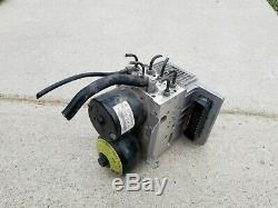 03-08 Mercedes R230 Sl500 E500 Abs Stabilité Hydraulique Antiblocage Pompe De Frein Oem