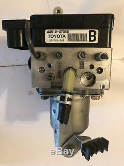 04 05 06 07 08 09 Toyota Prius Pompe De Frein Abs Anti Verrou 44510-47050