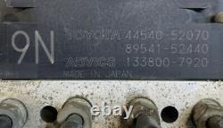 04 05 06 Scion Xb A/t Abs Anti Lock Brake Pump Unit 44540-52070