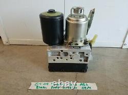 04-09 Toyota Prius Abs Brake Antilock Pump Accumulateur 44510-47050 Oem