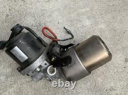04 Lexus Sc 430 Abs Anti-lock Brake Pump Accumulateur Moteur Oem