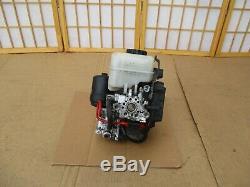 05-09 Toyota 4runner 4 Runner Abs Antiblocage De Frein Pompe Maître-cylindre Booster