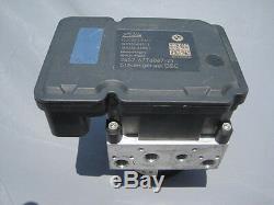 06 07 08 09 10 Bmw M5 M6 E60 Frein Antiblocage Abs Stabilité Dynamique Reconstruit Unité