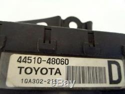 06 07 08 Ensemble De Frein Antiblocage De Pompe Abs Lexus Rx400h Toyota Highlander Hybride