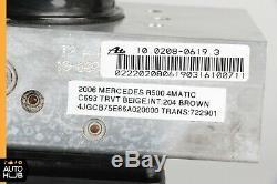 06-09 Mercedes W251 R350 R500 Gl550 Abs Antiblocage De Frein Pompe Unité De Commande Oem