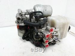 06-10 Hummer H3 Abs Antiblocage De Freinage Panne De La Pompe Maître-cylindre Booster Assemblée