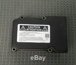 07-09 Toyota Camry Antiblocage Freins Abs Module De Pompe Unité 0 265 800 534