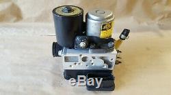 07-11 Altima Camry Hybride Antiblocage Freins Abs Moteur De Pompe Module 44510-58030