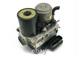 07-11 Toyota Camry Hybride Actionneur De Frein Anti-blocage Abs Module De Pompe 82k Oem