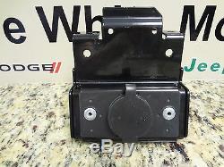 07-15 Jeep Wrangler Jk Nouveau Capot De Verrouillage Antivol Mopar Usine Oem 82213051ab
