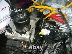08 2008 Ford Escape Mariner Hybrid Anti-lock Abs Pompe Hydraulique 8m64-2c555-ae