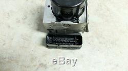 08 Bmw K1200 Gt K 1200 K1200gt Abs Anti-blocage Anti-blocage Module De Pompe De Frein