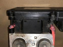 09-13 Suzuki Grand Vitara Abs Pompe Antiblocage De Freins At Rwd 2rm 06,2109 À 5329,3