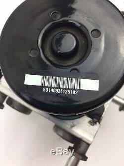 09-13 Suzuki Grand Vitara Abs Pompe Antiblocage De Freins At Rwd 2rm Oem 06,2109 À 5329,3