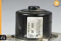 10-13 Mercedes W221 S550 Cl63 Amg Abs Antiblocage Pompe De Frein Module 2219012700 Oem
