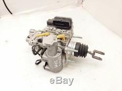 10-15 Toyota Prius Lexus Hs250 Frein Anti Verrouillage Abs Contrôle Pompe Maître Contrôle Cylindre