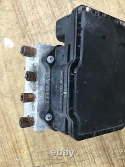 12-13 Honda CIVIC Sedan 1.8l Anti Lock Brake Abs Pump Vehicle Stability Assembly