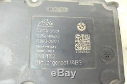 12 Bmw R1200rt R 1200 R1200 Rt Abs Module De Pompe De Frein Antiblocage Antiblocage