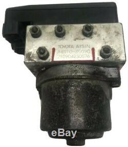 1996 97 98 99 2000 Toyota 4runner 3.4 A / T Abs Antiblocage Pompe De Frein 44510-35090