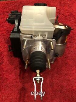 1998-2005 Lexus Gs300 Gs400 Gs430 Antiblocage Freins Abs Pompe Assemblée Module