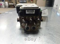 1999 2000 2001 2002 Chevy Silverado / Sierra 1500 Antiblocage Freins Abs Pompe 4 Roues
